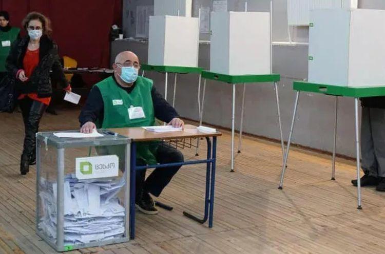В Грузии проходит второй раунд парламентских выборов