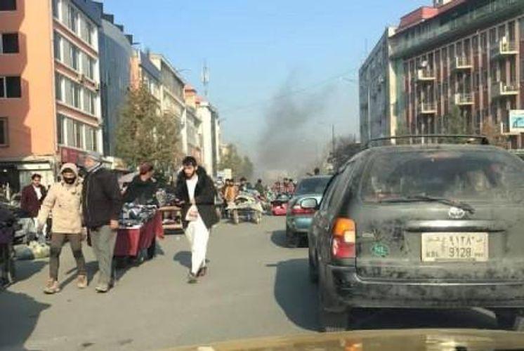 14 rockets land in Kabul; 5 civilians killed