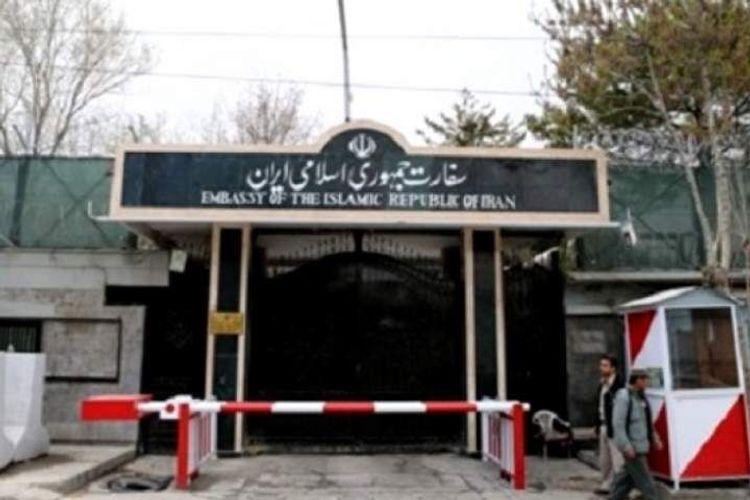 Missile hits Iran embassy in Kabul