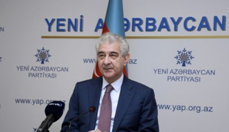"""Əli Əhmədov: """"YAP-ın yaradılması Azərbaycanın siyasi tarixinin ən parlaq səhifələrindən biridir"""""""