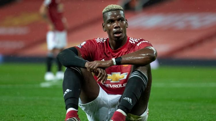 Paul Pogba could leave Manchester United as a free agent in 18 months