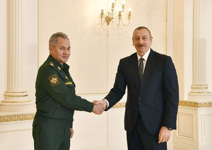 President Ilham Aliyev: A ceasefire monitoring center is a very important element in strengthening stability and security in the region