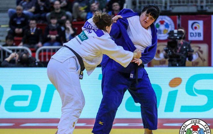 Azərbaycan cüdoçuları Avropa çempionatında daha üç medal qazanıb