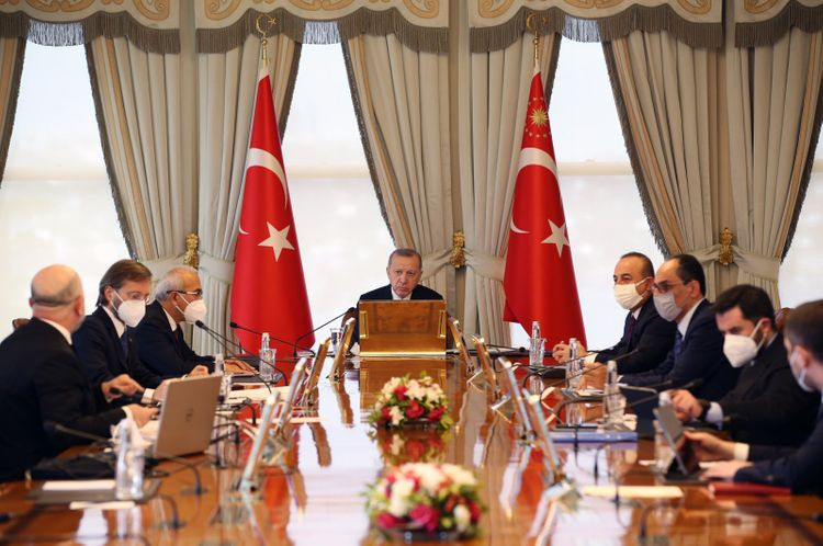 Erdoğan urges G20 leaders to ensure fair access to COVID-19 vaccine