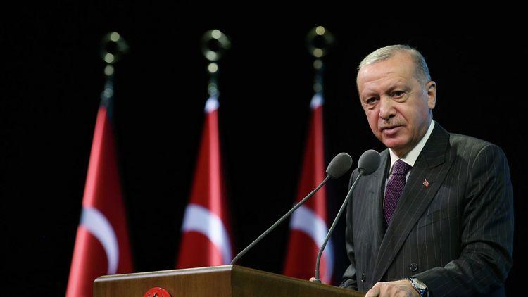 Эрдоган отметил усилия России по урегулированию в Карабахе