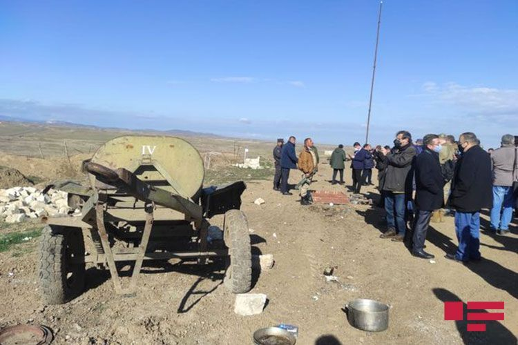 Representatives of the diplomatic corps and military attachés witnessed the war crimes committed by Armenia in Fizuli - UPDATED