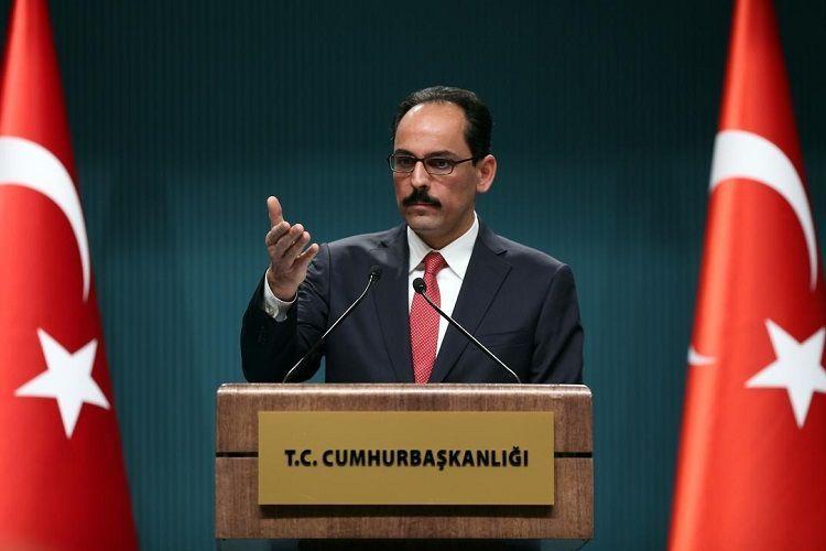 """İbrahim Qalın: """"Türkiyə zatən Azərbaycandadır və hər zaman da olacaq"""""""