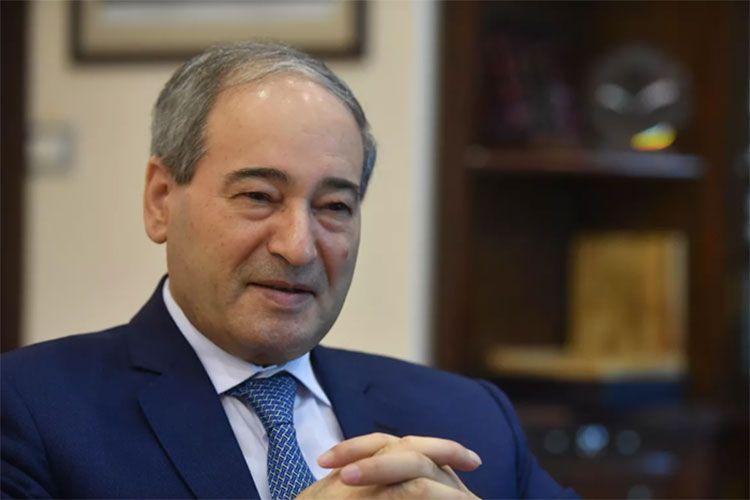 Suriyanın yeni xarici işlər naziri təyin edilib