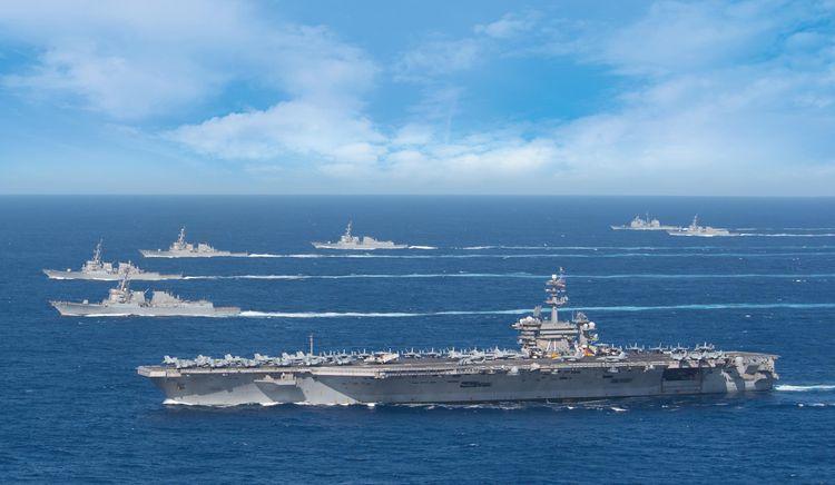 U.S. Navy rear admiral makes unannounced visit to Taiwan