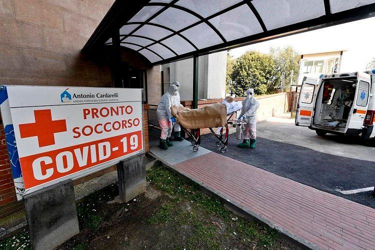 İtaliyada koronavirusa yoluxanların sayı 1,4 milyonu keçib