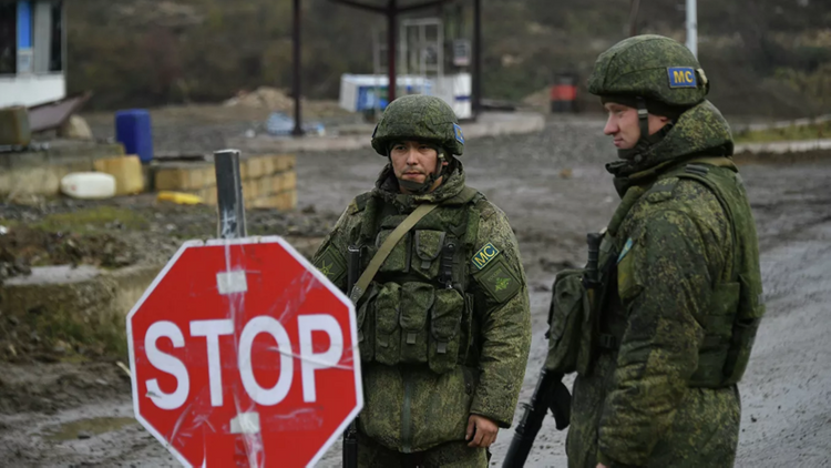 Sappers of Russian Armed Forces start demining operation in Karabakh