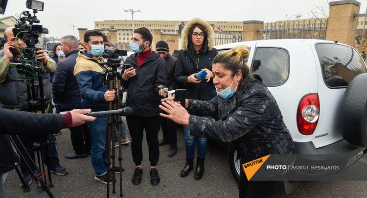 Ermənistanda Qarabağda itkin düşmüş erməni hərbçilərlə bağlı komissiya yaradılıb