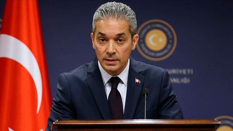 МИД Турции осудил проведение незаконного обыска на торговом судне этой страны
