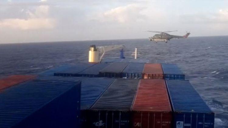 Командование операции IRINI признало, что обыск турецкого сухогруза был проведен без согласия Анкары