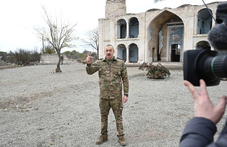 Azerbaijani President: Many experts note that Azerbaijan has waged a war of XXI century