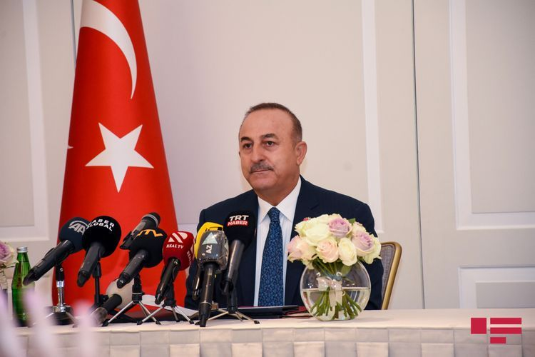 """Cavusoglu: """"Relations with Russia is an important side of Turkey's foreign policy"""""""