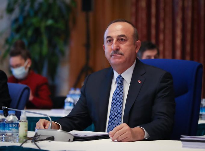 """Turkish FM: """"We said that every result that Azerbaijan will accept is our acceptance"""""""