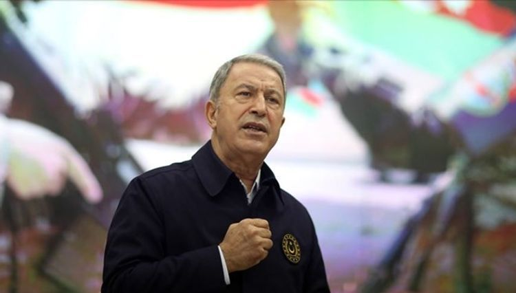 Hulusi Akar: Patrol service will be conducted between the observation posts which will be established in Karabakh