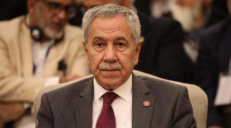 Bülent Arınç Türkiyə Ali Məşvərət Şurasının üzvlüyündən istefa verib