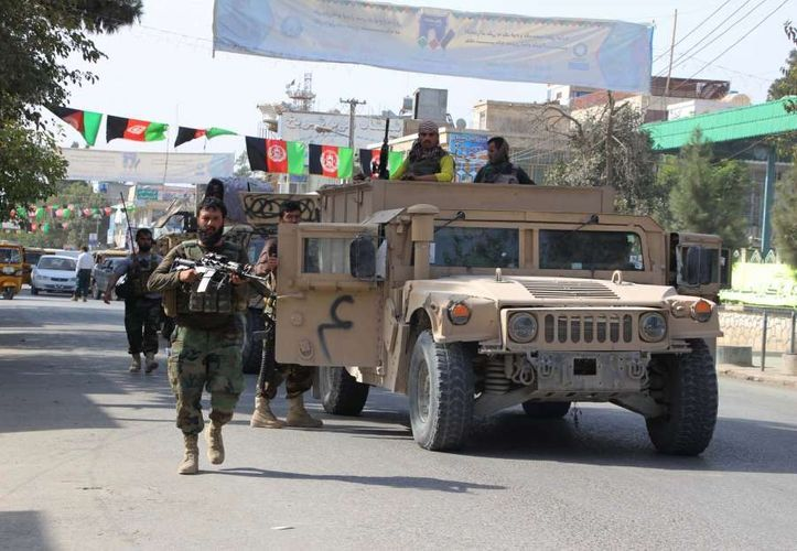 Twin blasts in Afghan province of Bamiyan kill 14 people, injure 45 -officials