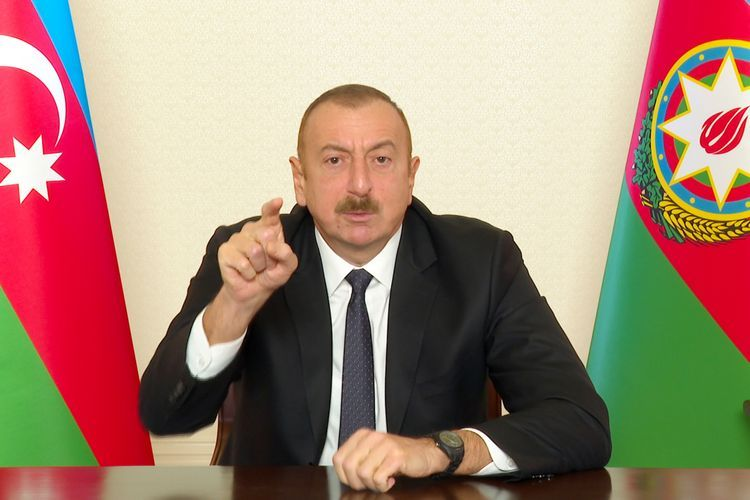 """President: """"The occupation of Kalbajar district is the direct responsibility of the then ruling Popular Front of Azerbaijan"""""""