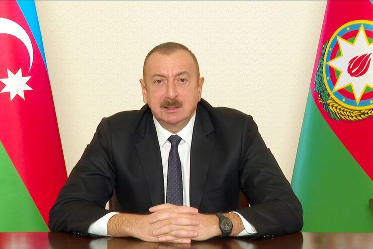 """Prezident İlham Əliyev: """"Ermənistan terror dövlətidir, bu terrorun bir çox əlamətləri var"""""""