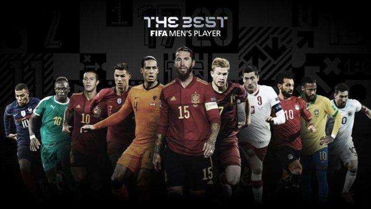 Best FIFA awards Player of the Year nominees announced ahead of annual ceremony