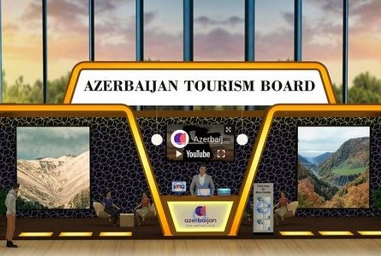 Beynəlxalq sərgidə Qarabağ və onun turizm potensialı tanıdılıb