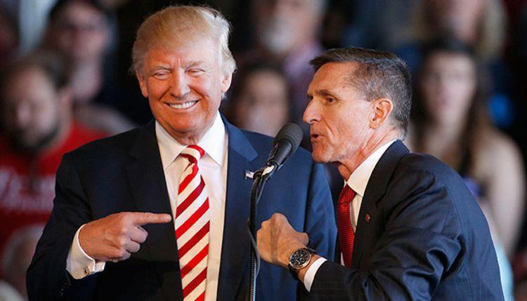 Трамп помиловал своего бывшего советника Флинна