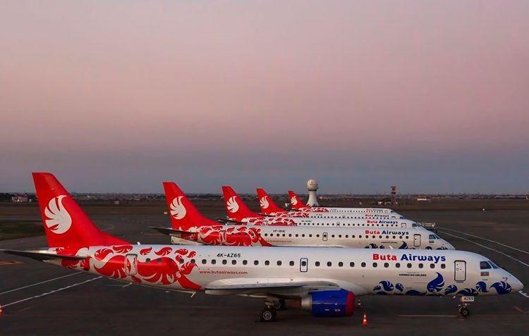Увеличивается частота рейсов Buta Airways в Измир