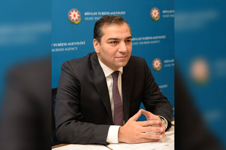 """Dövlət Turizm Agentliyinin sədri: """"Qarabağ yeni turizm destinasiyası kimi dünyaya təqdim olunacaq"""""""