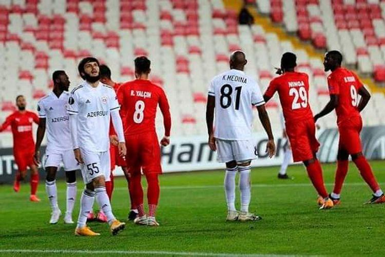 """""""Qarabağ"""" və """"Sivasspor"""" start heyətini açıqlayıb"""