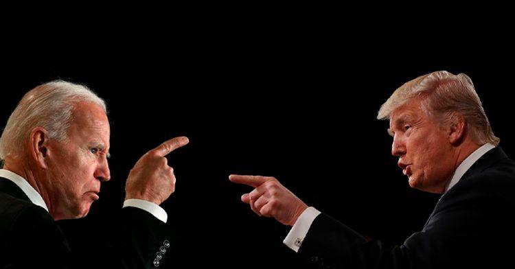 Трамп: Байден не мог набрать на выборах 80 млн голосов избирателей