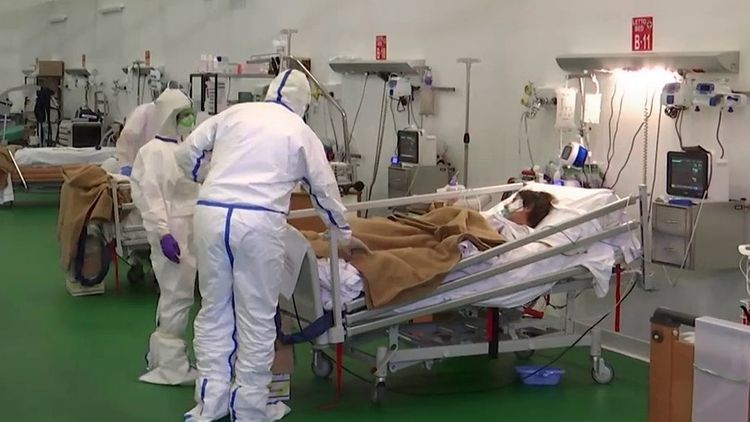 В Москве за сутки умерли 77 пациентов с коронавирусом