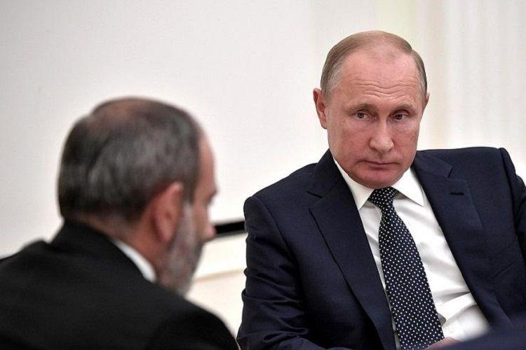 Pashinyan called Putin twice in an hour to discuss Karabakh