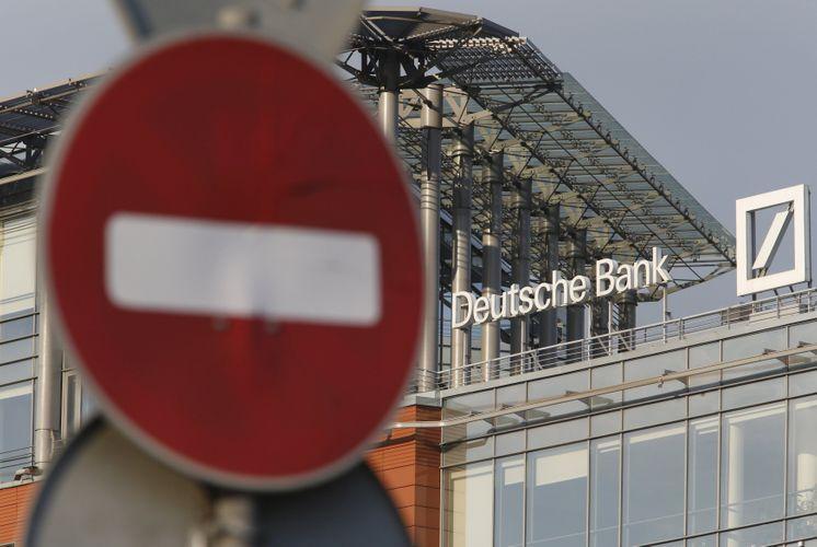"""""""Deutsche Bank"""" Rusiya bazarını tərk edə bilər"""