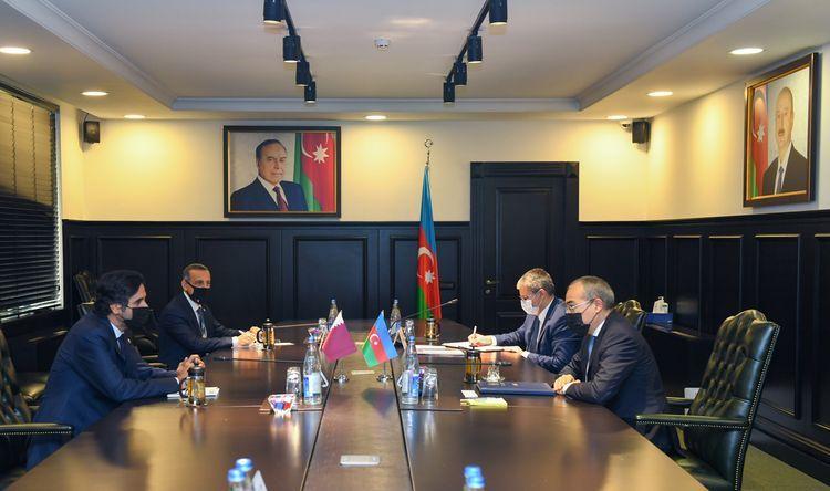 Катарским компаниям предложили вкладывать инвестиции и участвовать в совместных проектах в Азербайджане