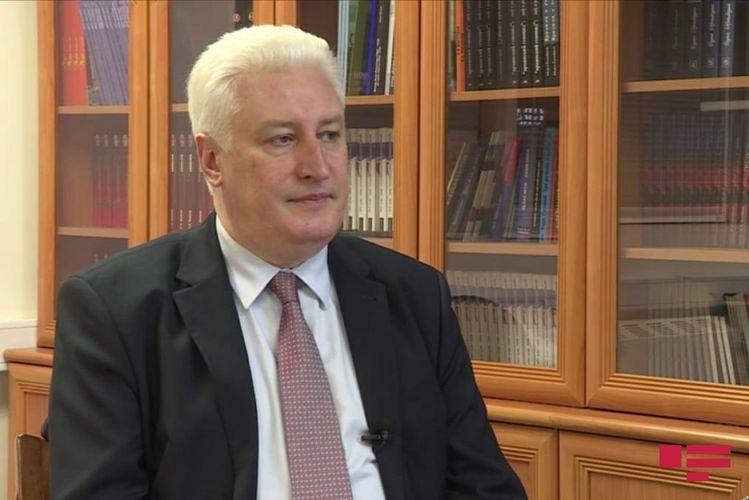 Игорь Коротченко:  Нагорный Карабах – территория Азербайджана. Этот вопрос закрыт раз и навсегда
