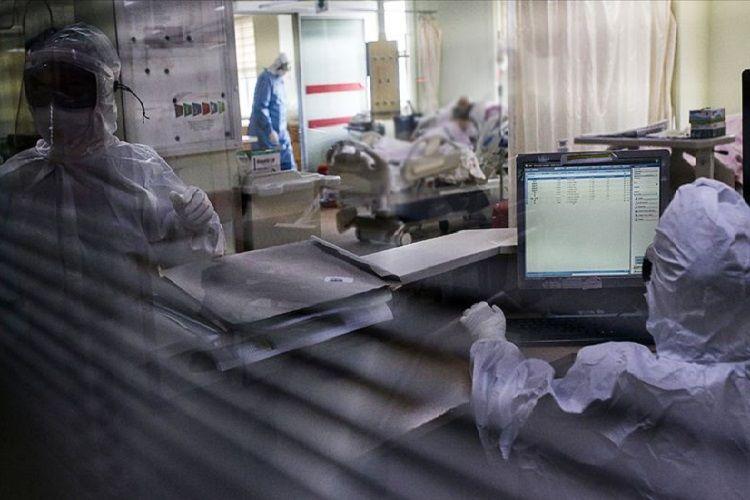 Türkiyədə son sutkada koronavirusdan 182 nəfər ölüb