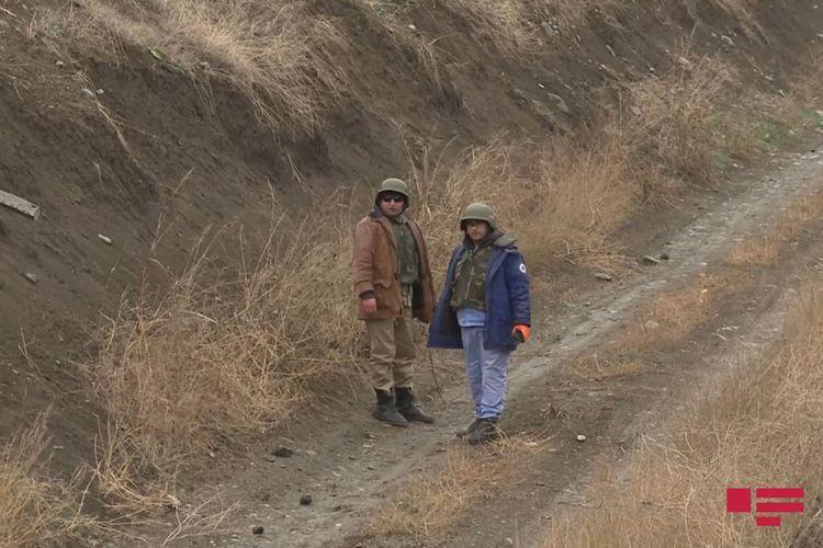 ANAMA проводит разминирование на магистральной дороге в Суговушан - ФОТО - ОБНОВЛЕНО