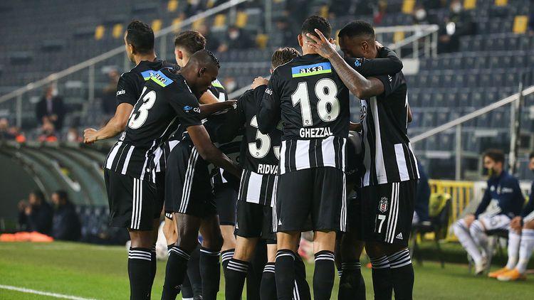 Besiktas beat Fenerbahce 4-3 in Turkish Super Lig derby
