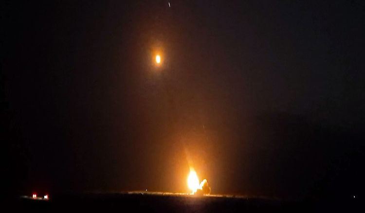 Azerbaijani MoD: During the night battles, artillery strikes were inflicted on the enemy  - <span class=