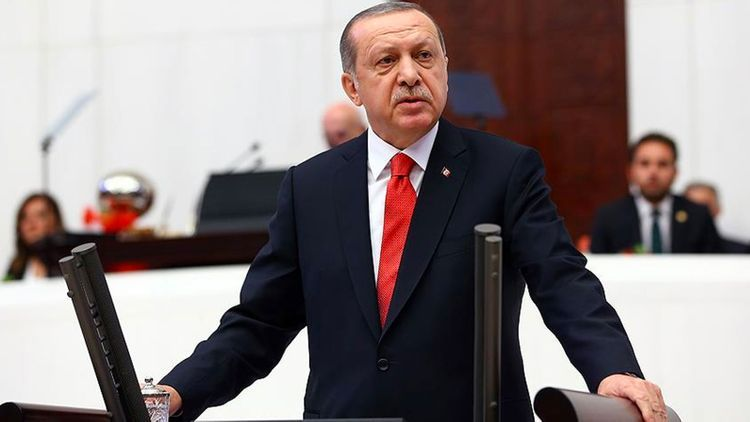 """Turkish President: """"We are not going to ask Pashinyan what to do"""""""