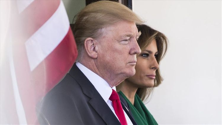 Trump, 1st lady to quarantine after aide tests positive
