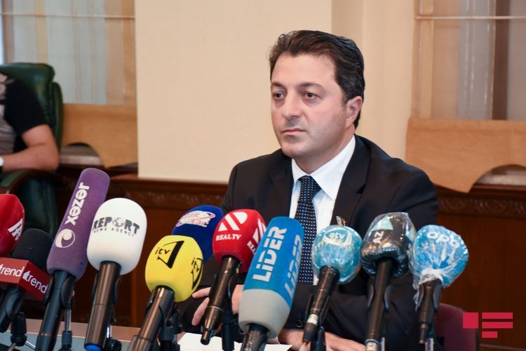 """Tural Ganjaliyev: """"Institution of co-chairing OSCE Minsk Group is nobody's monopoly"""""""