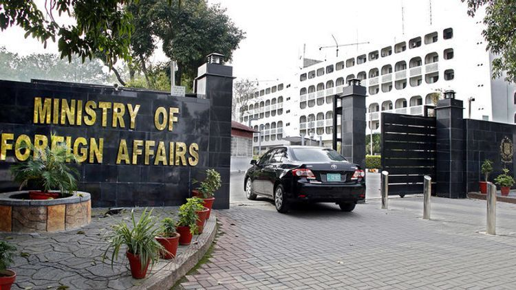 Pakistani MFA: We strongly condemn the intensive shelling of civilians by the Armenian armed forces