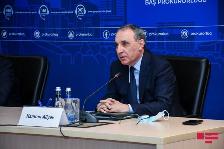 12 criminal cases launched on the facts regarding committing crimes against civilians by Armenians since September 27