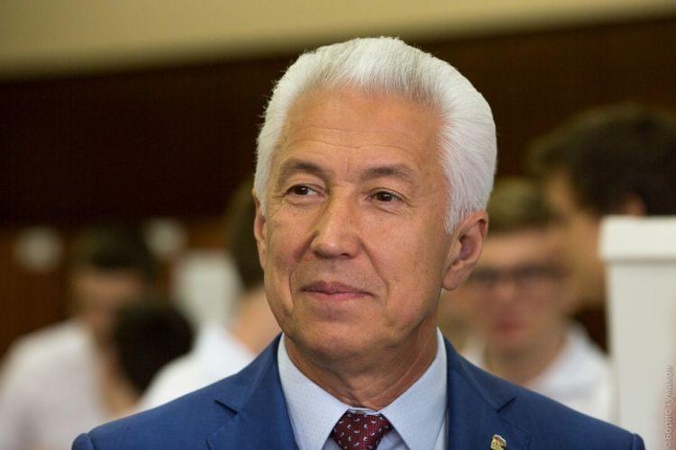 Head of Dagestan resigns