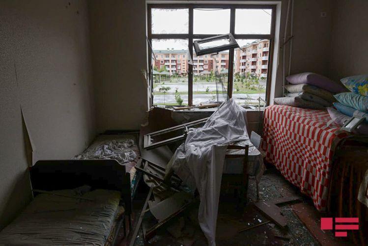 Armenia continues shelling civilians and civilian facilities of Azerbaijan - <span class=