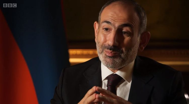 Pashinyan once again was in desperate situation before BBC